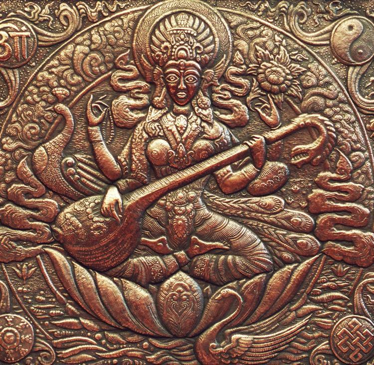 2-saraswati-raga-musique-indienne-yogavedas